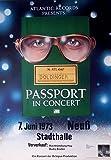 PASSPORT - DOLDINGER - 1973 - Konzertplakat - Hand Made -