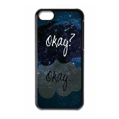 LP-LG Phone Case Of Okay Okay For Iphone 5C [Pattern-6] Pattern-3