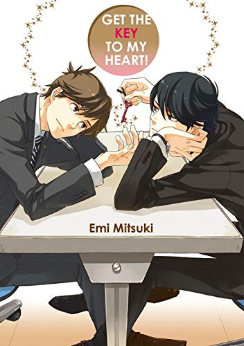Get The Key To My Heart (Yaoi Manga) Vol. 1 (English Edition)