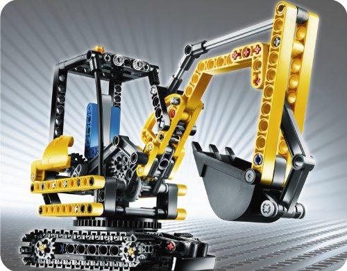Imagen principal de LEGO Technic 8047 - Excavadora compacta [versión en inglés]