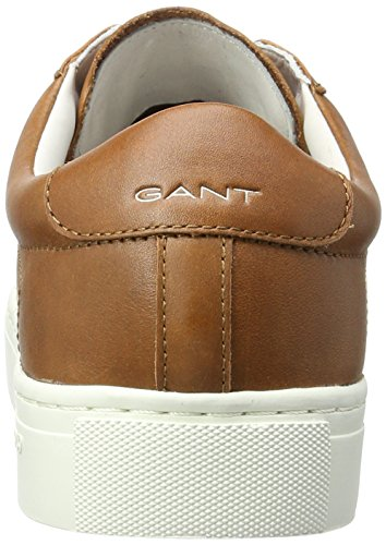 Gant Bryant, Sneakers basses homme Marron (Cognac)