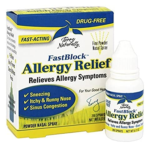 Terry Naturally FastBlock Allergy Relief (200 Sprays,