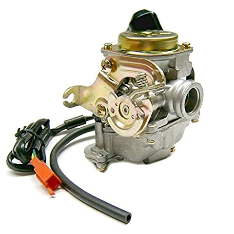 4stroke 50 – 80 cc ATV Scooter GY6 carburetor Sport 19 mm 139 qmb