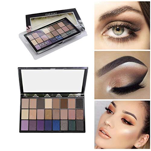 Eyeshadow, Dkings Best Pro paleta sombras maquillaje