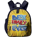 Best Cat Toy Evers - Children Boy's&Girl's Backpack with Pocket Family Comic Book Review