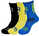 Mens Sports Terry Crew Socks