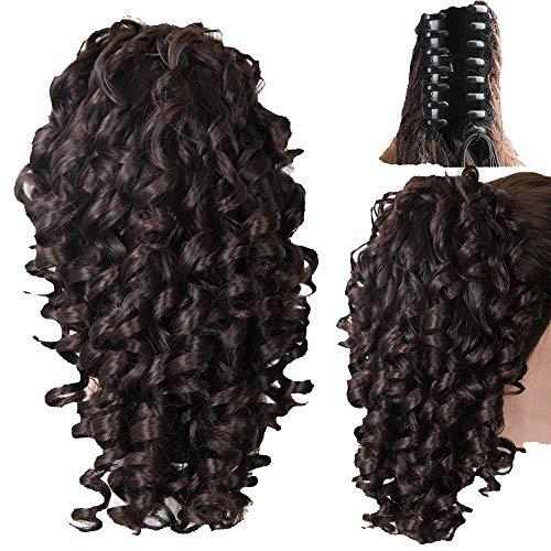 Clip-in Black Fashion Femmes Faux Cheveux Synthétiques Accessoire Perruque wig 2019 Naturelle Courte afro undertale