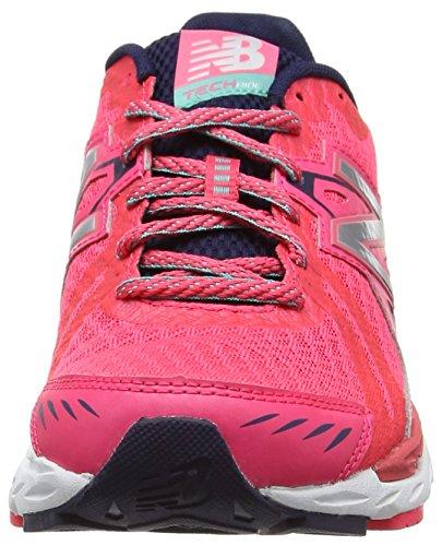 New Balance 670v5, Scarpe Sportive Indoor Donna Rosa (Pink)