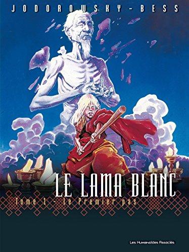 le-lama-blanc-vol-1-le-premier-pas