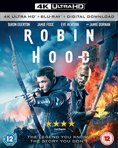 Robin Hood [Blu-Ray] [Region Free]