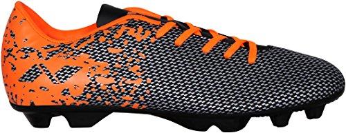 caed2fa860a Nivia Premier Carbonite Range Football Studs (Black Orange)