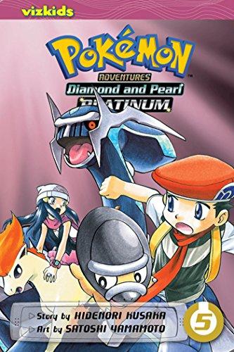 PokeImon diamond and pearl. Volume 5, Platinum