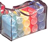 Hair Tools Cling Rollers & Carry Bag - Jumbo Kit by Hair Tools
