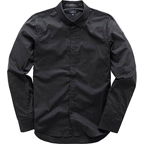 Alpinestars Ambition' Longsleeve Shirt. Black. XL (Alpinestars Shirt Sleeve Long)