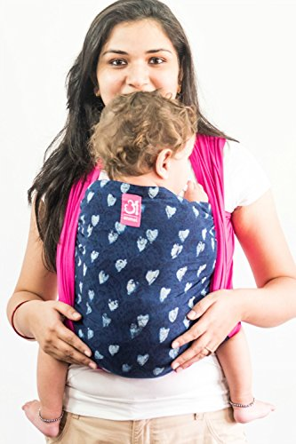 Anmol Baby Carrier – Indigo Hear...