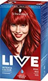 Schwarzkopf Live Intensive Farbe 035Rot Echthaar Dye