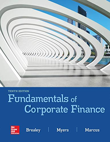 Loose Leaf Fundamentals of Corporate Finance
