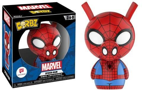 Figura Dorbz Marvel Peter Porker Spider-Ham Exclusive