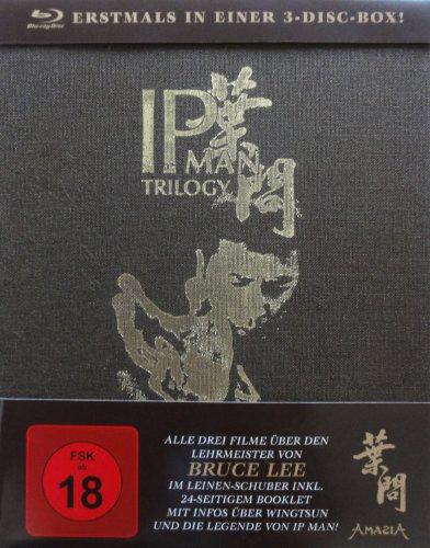 Bild von Ip Man Trilogy 3-Disc-Box (Im Leinen-Hardcover plus Booklet) [3 Blu-rays] [Special Edition]