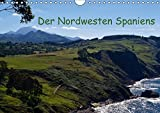 Der Nordwesten Spaniens (Wandkalender 2018 DIN A4 quer): Meine Perspektiven (Monatskalender, 14 Seiten ) (CALVENDO Orte) [Kalender] [Apr 01, 2017] Schön, Andreas - Andreas Schön