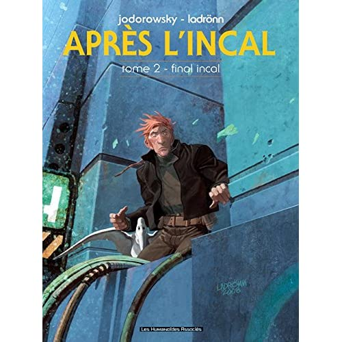 Après L'Incal T02: Final incal