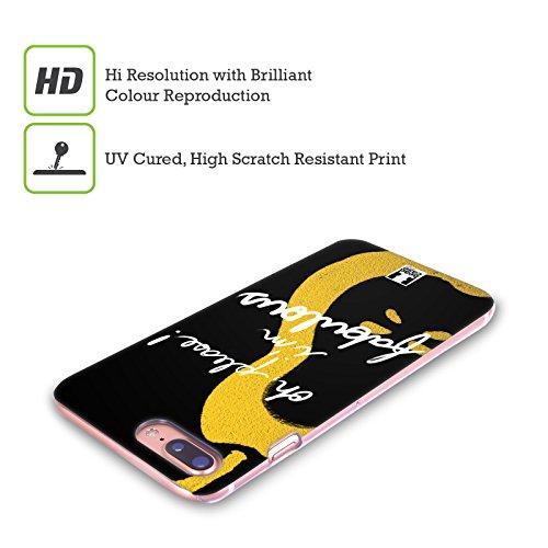 Head Case Designs Pera Frutta Alla Moda Cover Retro Rigida per Apple iPhone X Pera