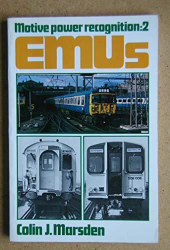 Motive Power Recognition 2: EMUs: Electric Multiple for sale  Delivered anywhere in Ireland