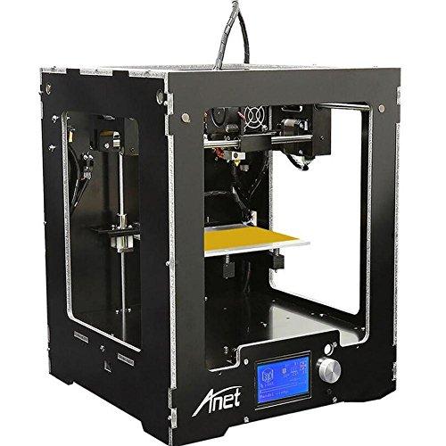 INNOVATION 2017 Sans Avoir à Assembler La Machine D'impression 3D Industrielle de Haute Précision de Conception Industrielle Imprimante 3D , black