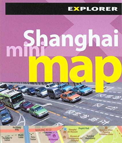 Shanghai Mini Map Explorer (Mini Maps)