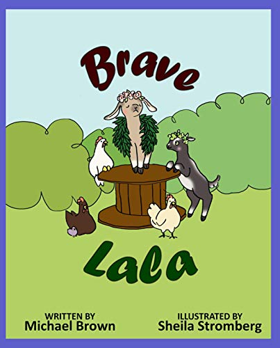 Brave Lala (English Edition)