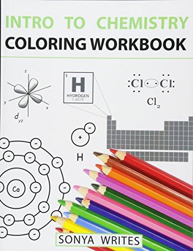 Intro to Chemistry Coloring Workbook por Sonya Writes