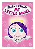Geburtstagskarte–My Little Angel