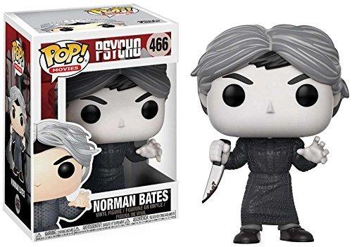 Figur POP Psycho Norman Bates Black & White Exclusive