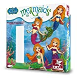 ToyKraft Sand and Sequin Mermaids