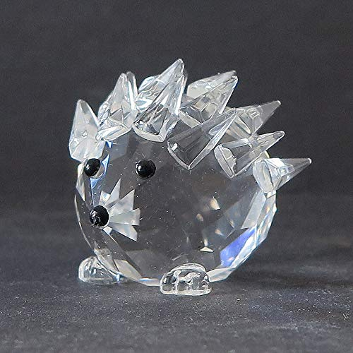 Zoom IMG-3 centauria riccio animali in cristallo