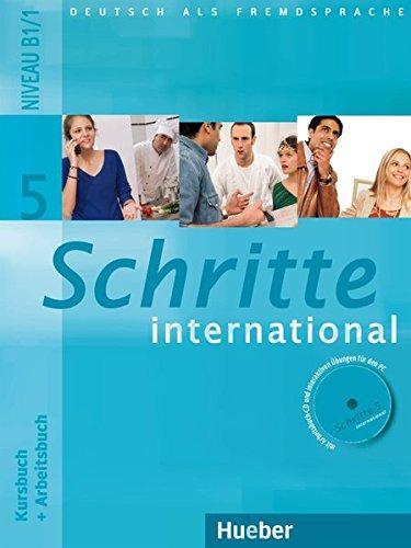 Schritte international. Kursbuch-Arbeitsbuch. Per le Scuole superiori: 5