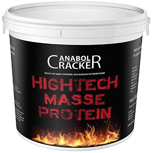 100% reines Whey ! Hightech Masse Protein, 900g Eimer, Eiweißpulver, Aminosäuren, Muskelaufbau Shake (Schoko-Karamell)