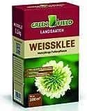Greenfield 63765 Weißklee 500 g für ca. 100 qm - ein ausgezeichneter Futterlieferant