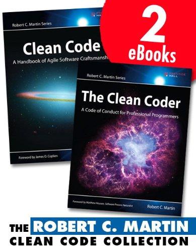 The Robert C. Martin Clean Code Collection (Collection) (Robert C. Martin Series) (English Edition) por Robert C. Martin
