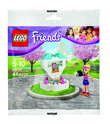 LEGO Friends: Wish Fountain Establecer 30204 (Bolsas)