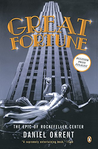 Great Fortune: The Epic of Rockefeller Center (English Edition)