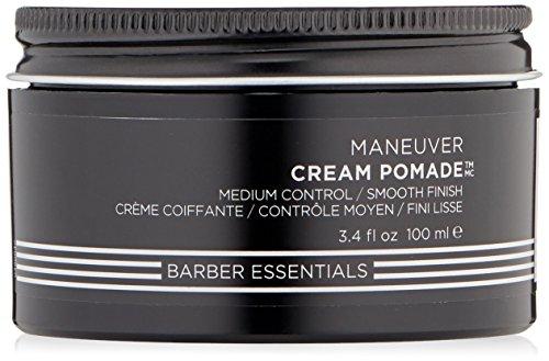Redken Brews Mens Maneuver Cream Pomade 100 ml - Redken Frisuren