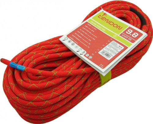 Tendon Smart Lite - Cuerda 9.8 mm Rojo rojo