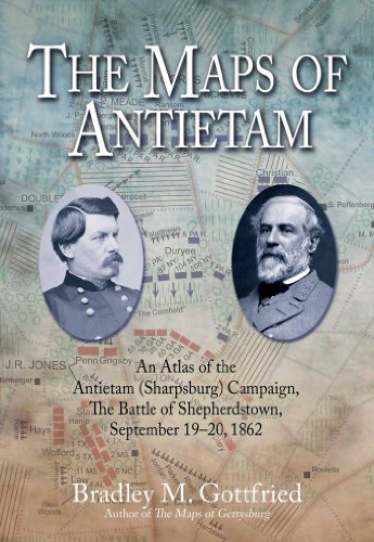 The Maps of Antietam, eBook Short #4: The Battle of Shepherdstown, September 18-20, 1862 (English Edition)