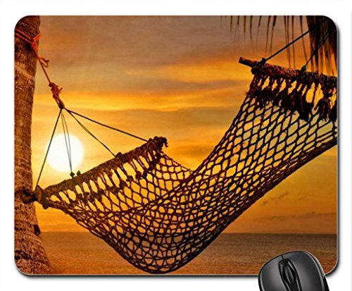 Hamaca Playa Mouse Pad