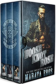 Road Kill MC Boxed Set (1-3): Noose, Knot and Rose by [Eros, Marata]
