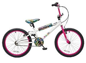 """Concept Graffiti 18"""" Girls BMX Bike by Concept"""
