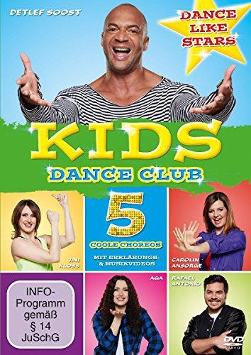 Kids Dance Club – 5 Coole Choreos