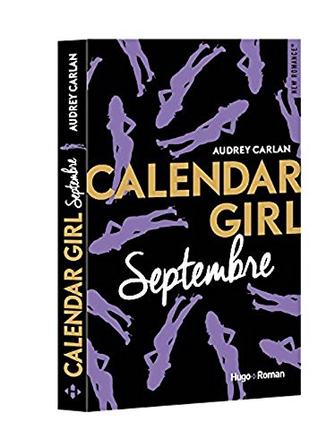 Calendar Girl - Septembre (French Edition)