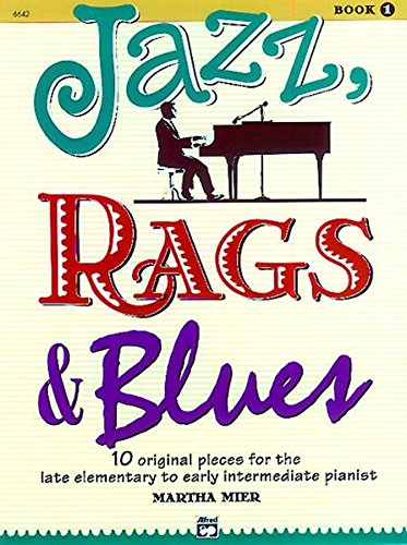 Jazz, Rags and Blues Book 1 (Jaz...